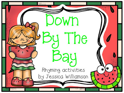 https://www.teacherspayteachers.com/Product/Down-By-the-Bay-Rhyming-Activities-2789111