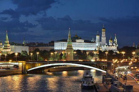 Kremlin Moskow