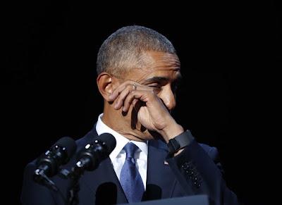 Obama, Farewell Speech