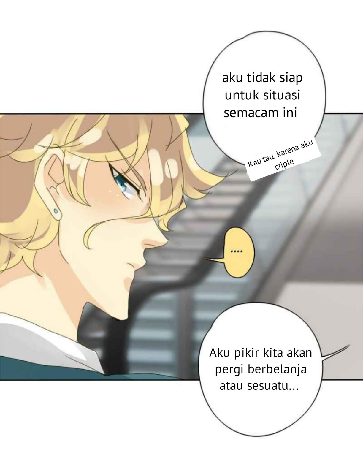 Webtoon UnOrdinary Bahasa Indonesia Chapter 53