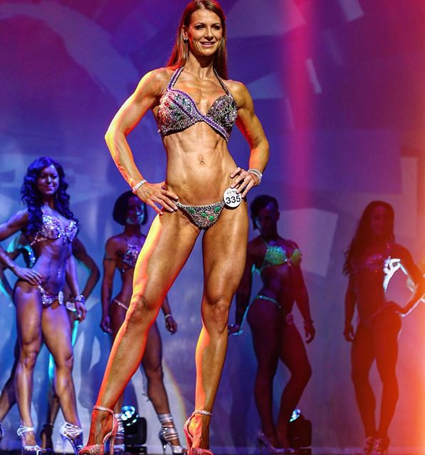 JOHANNA HESS WBFF Athlete