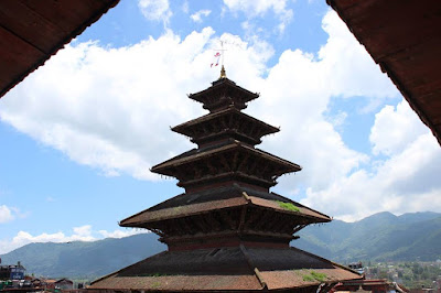 Nyatapolo|five story temple|Bhaktapur 1