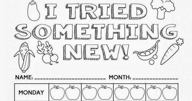Helping Kids Grow Up: Printable Healthy Eating Chart