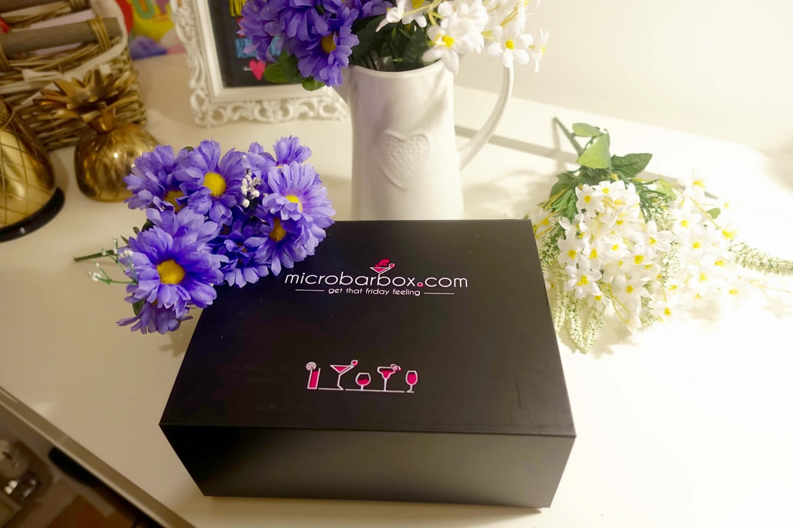 Microbarbox subscription box january detox