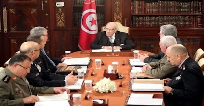 رئيس الجمهوريّة يُشرف على اجتماع المجلس الأعلى للجيوش