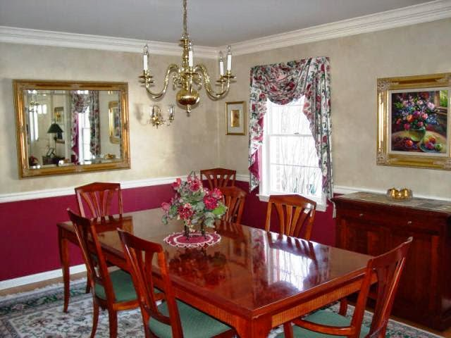 painting colors for dining rooms