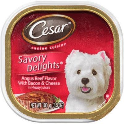 Pate Cesar bò sốt thịt muối phô mai