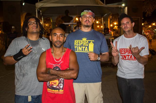 CONEXÃO AL x PE - Filhos da Cidade / Cia Hip Hop