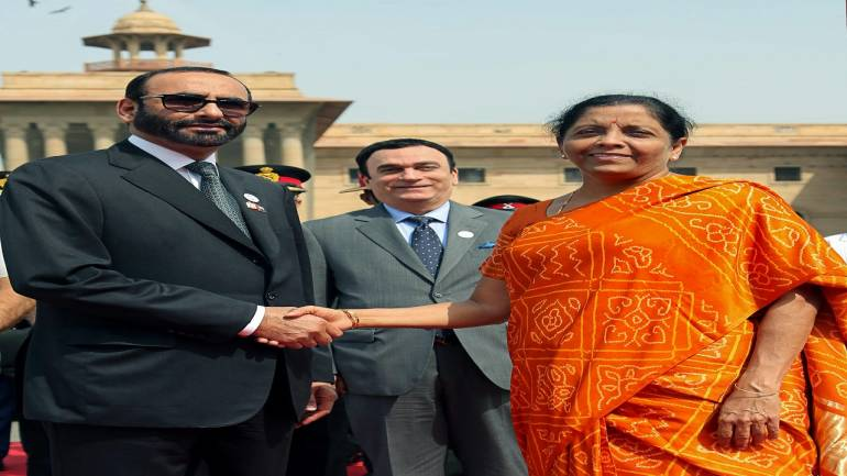 Minister of State for Defence Affairs United Arab Emirates visit to India