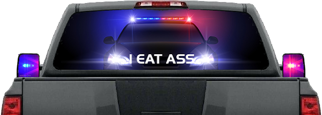 I eat ass