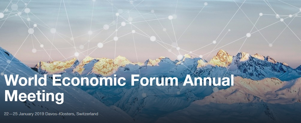 World Economic Forum Annual Meeting 2019