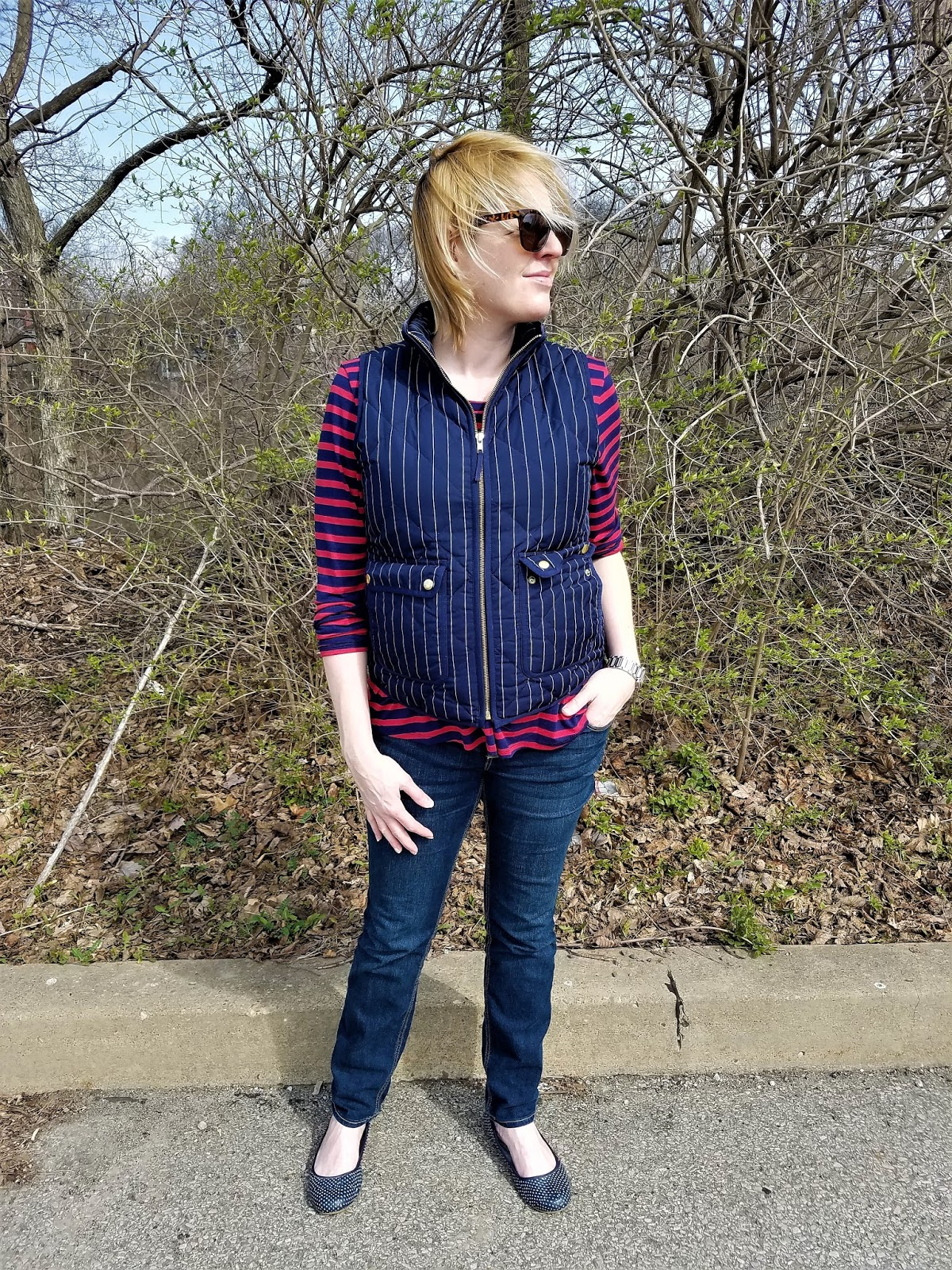 537d08931d Outfits Not Just Clothes  Sunny Day Stripes