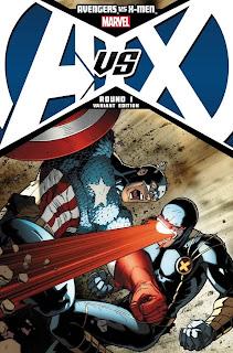 Vingadores vs. X-Men | Marvel divulga capas com mais batalhas da saga. 14