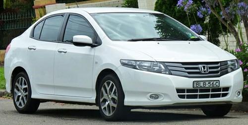 Harga Mobil Bekas Honda