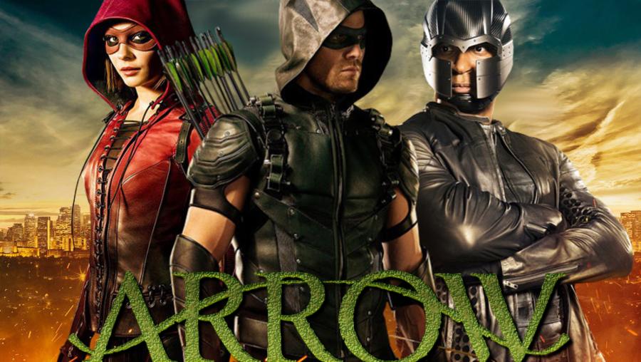 Arrow: 6×6