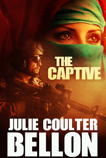 Heidi Reads... The Captive by Julie Coulter Bellon