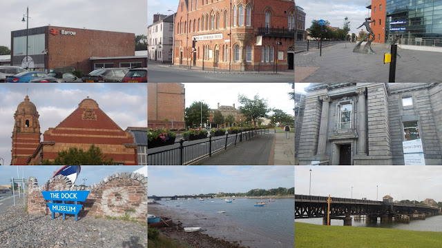 Day-trip to Barrow-in-Furness, UK