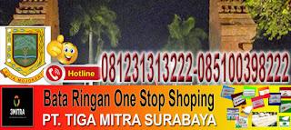 informasi dan pemesanan bata ringan murah di kecamatan magersari mojokerto