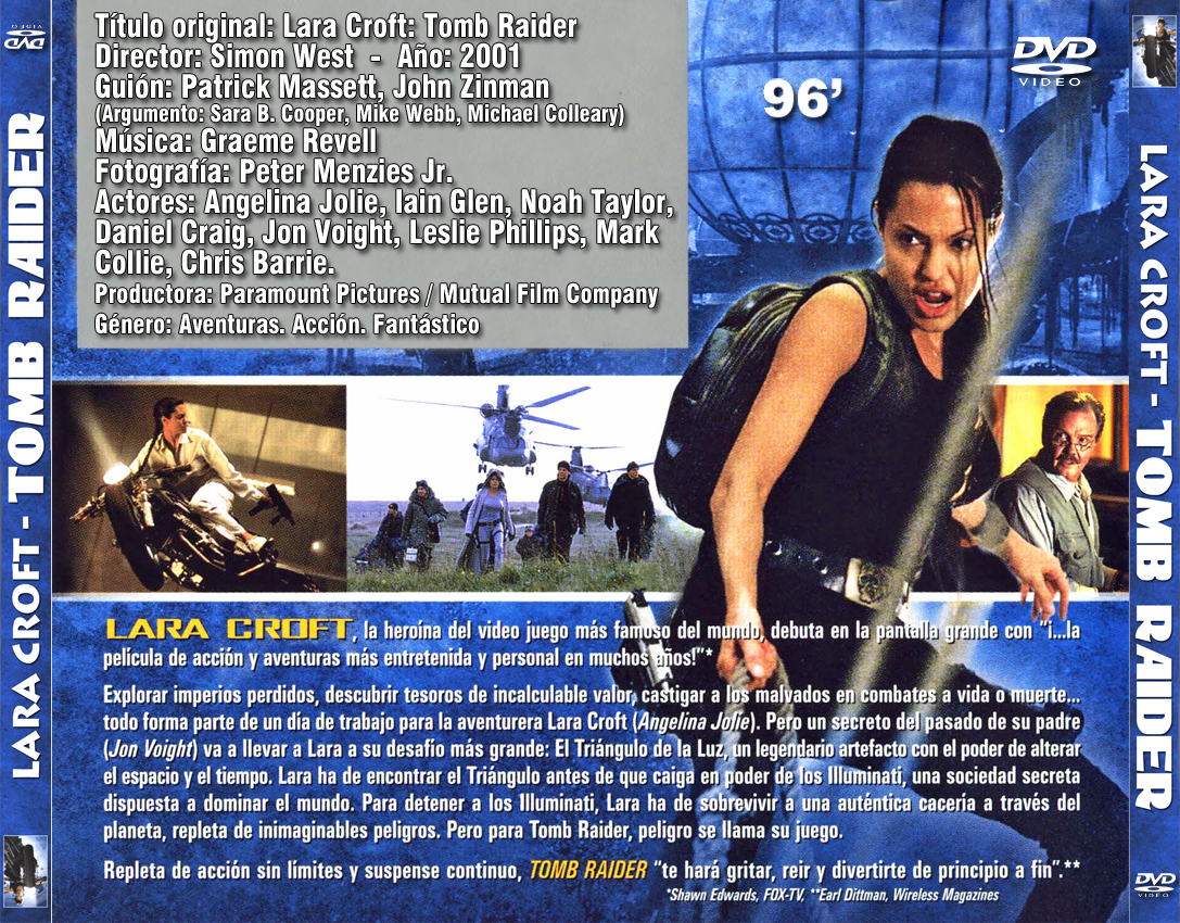 Lara Croft - Tomb Raider - [2001]