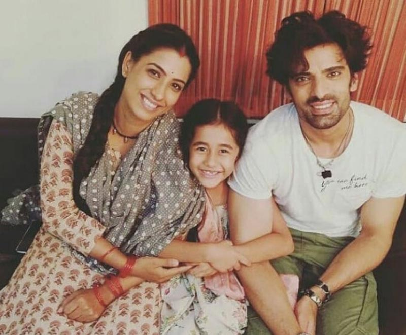 Shruti Sharma, Aakriti Sharma and Mohit Malik