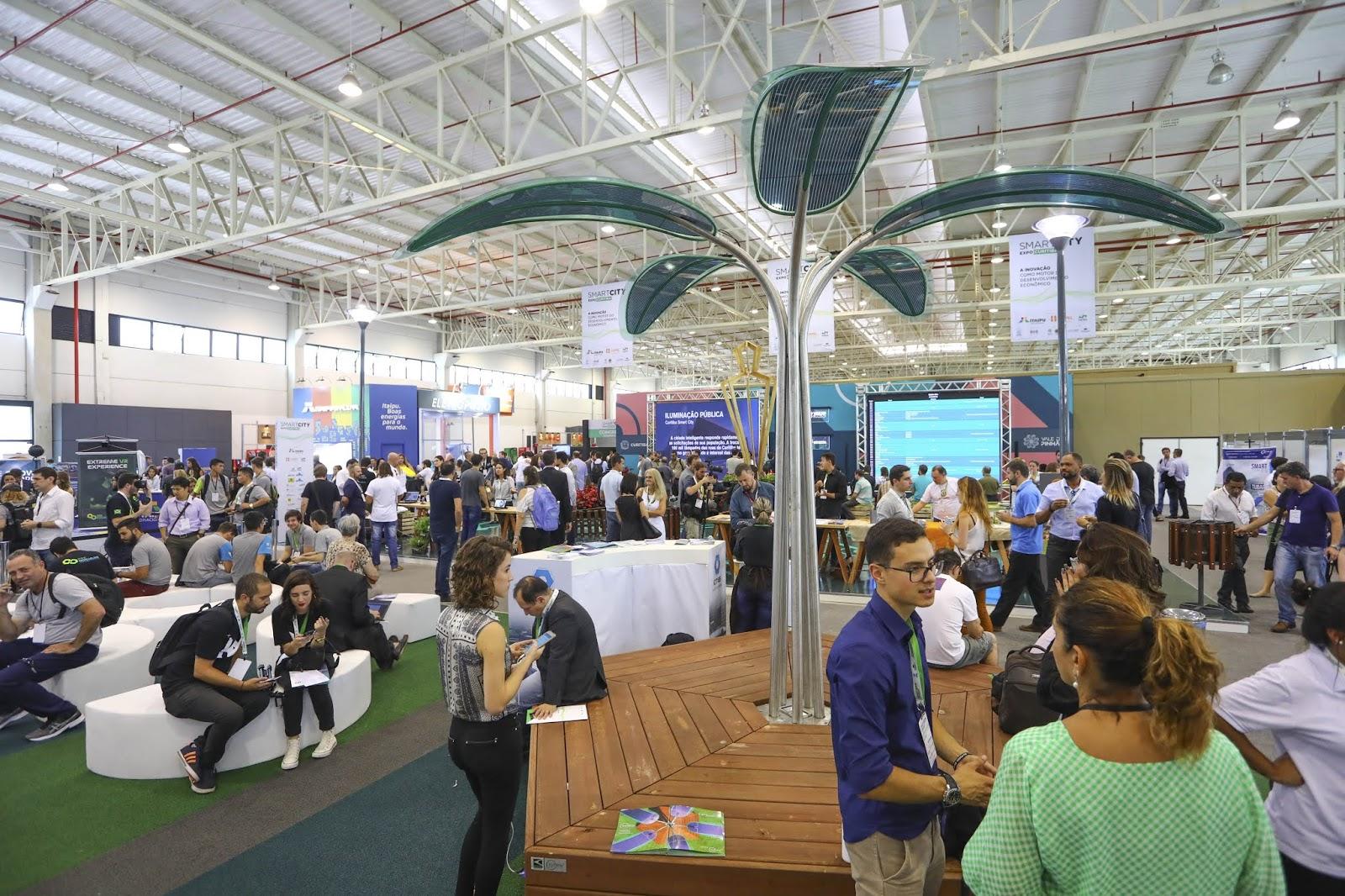 Inscrições para o Smart City Expo Curitiba 2019 estão abertas