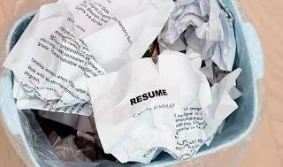Kesalahan saat Menulis Surat Lamaran Pekerjaan