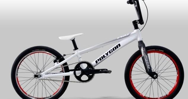 Daftar Harga dan Foto Sepeda BMX Polygon Terbaru 2017