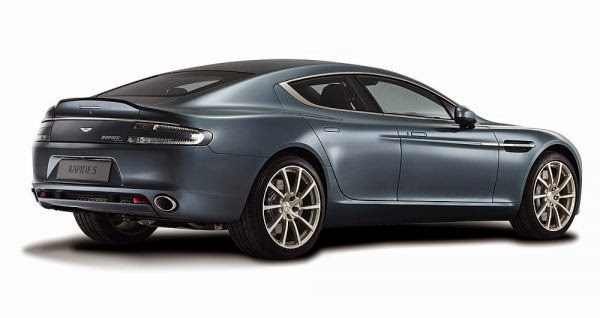 Aston Martin Rapide S Specification