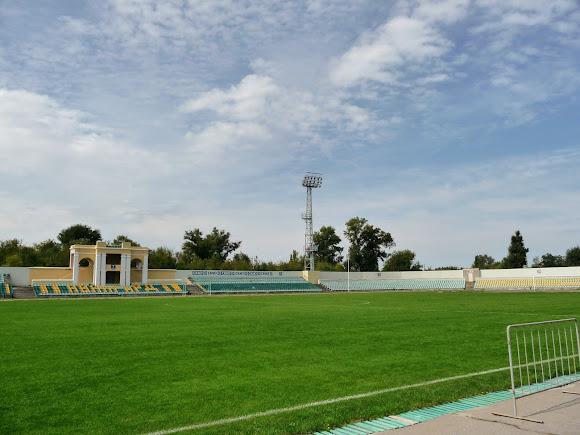 Краматорск. Стадион «Авангард»