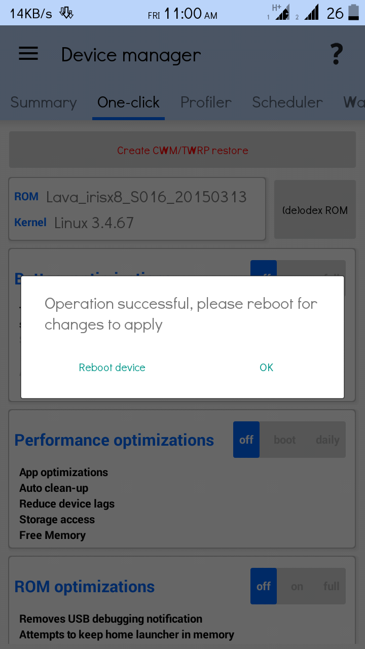 How To Deodex Stock ROM Without PC | Attached2Android