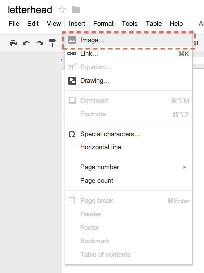 cloud shifters blog: How To Create Templates in Google Docs
