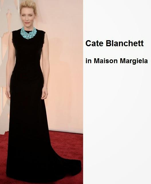 Cate%2BBlanchett%2Bin%2BMaison%2BMargiela - Look Óscares 2015