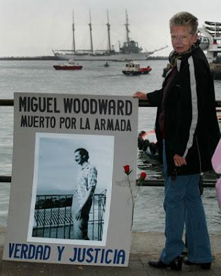 Justicia para Miguel WOODWARD