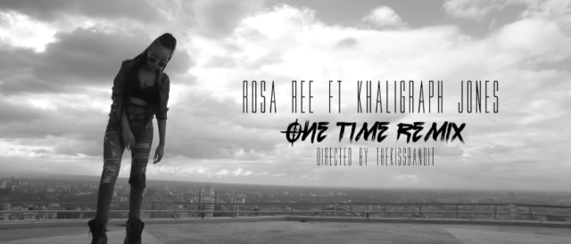 [Video] Rosa Ree Ft. Khaligraph Jones – One Time Remix | Mp4 Download