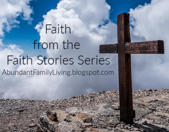 Faith (Faith Stories Series)