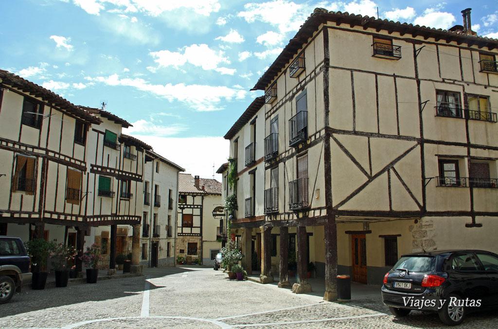 Casas de Covarrubias, Burgos