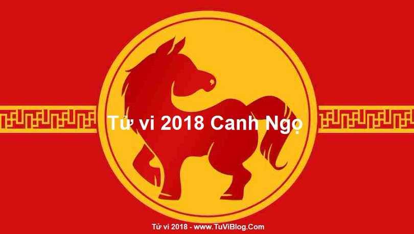 Tử Vi 2018 tuổi Canh Ngọ nam mạng