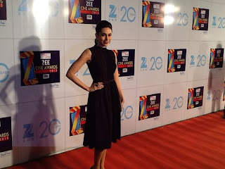 Ranbir,Deepika,Vidya & others at Zee Cine Awards