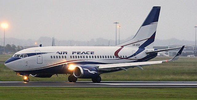 Air Peace to begin London, Atlanta flights