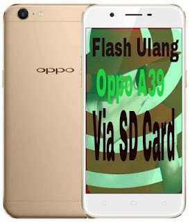 flash Ulang oppo a37 via sd card
