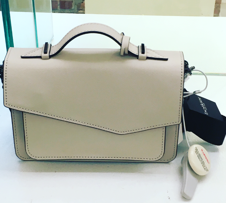 Botkier cobble hill crossbody dove