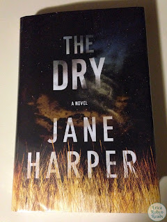 the dry by jane harper book photo