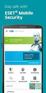 ESET Mobile Security & Antivirus PREMIUM APK Key