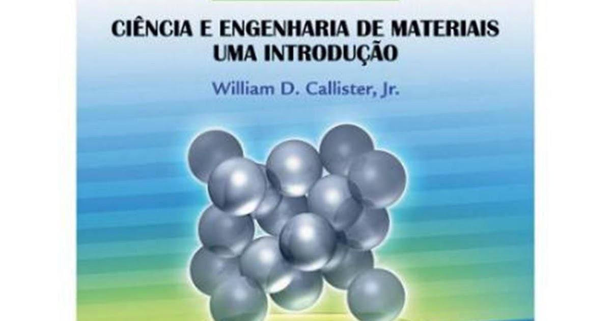 Callister Ciencia Dos Materiais Pdf