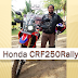 Honda CRF250Rally, Jagoan Touring Hingga Jalan Perkotaan