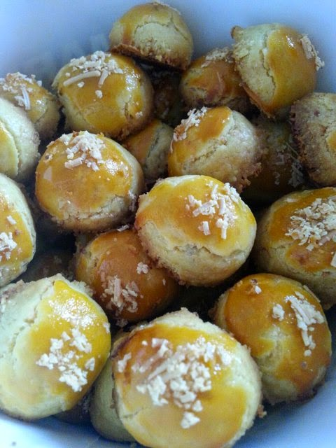 Resep Kue Nastar Keju Kraft Renyah Spesial