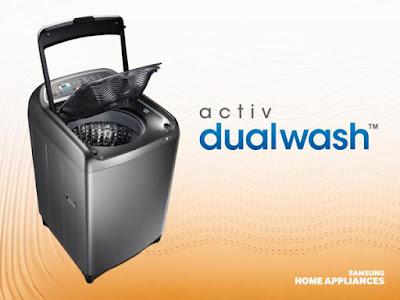 Samsung Activ Dualwash