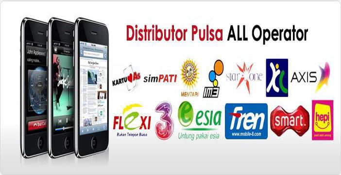 Distributor Pulsa