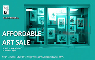 Affordable art at Gallery Sumukha