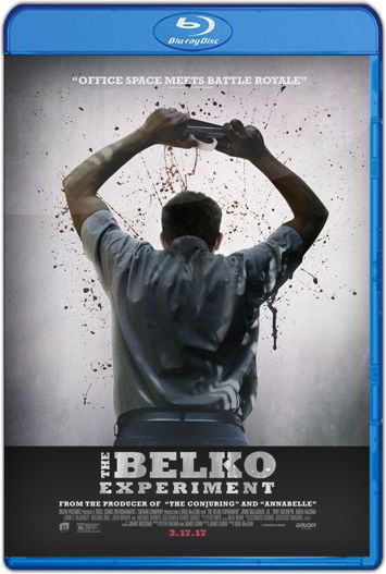 The Belko Experiment (2016) HD 1080p y 720p Latino